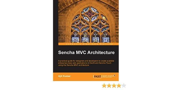 Sencha MVC Architecture (English Edition)