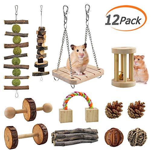 KATUMO Hamster Chew Toys