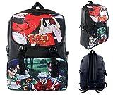 Gumstyle Inuyasha Anime Cosplay Backpack Shoulder Bag Rucksack Schoolbag Knapsack for Boys and Girls