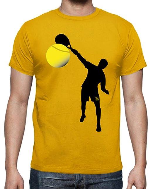 latostadora - Camiseta Padel Boy - Manga Corta para Hombre: ingridgraun: Amazon.es: Ropa y accesorios