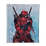 Deadpool Shower Curtain Comic Wall Banner 180x200cm Marvel Elvenwald