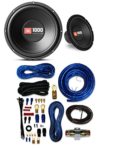Jbl Car Speakers And Subwoofers - 4
