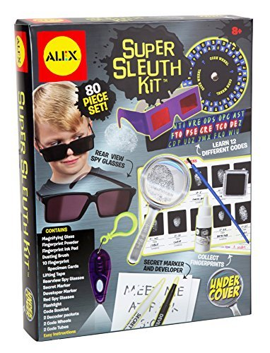 Alex Toys Active Play Super Sleuth Kit by Alex