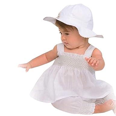 Luckycat Recién Nacido Ropa Trajes Bebé Niñas Niños Escalada