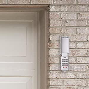 Overhead Door Wireless Garage Door Opener Keypad