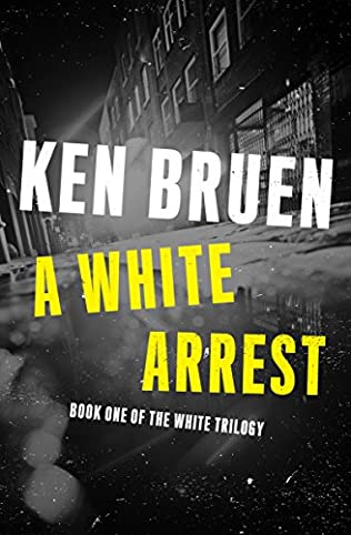book cover of A White Arrest