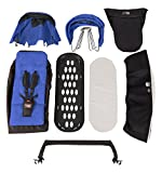 Mountain Buggy Duet Family Pack, Royal