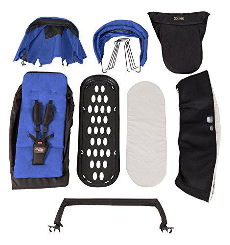 - Mountain Buggy Duet Family Pack, Royal