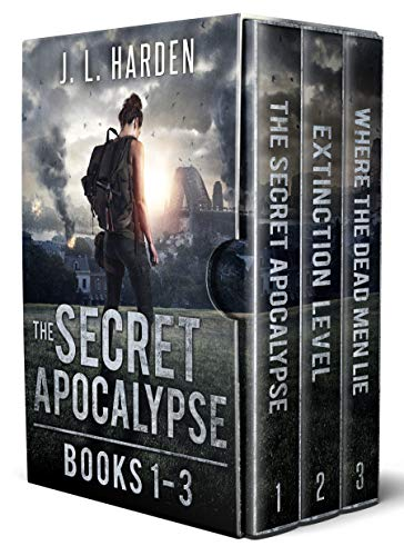 The Secret Apocalypse: Box Set (Books 1 - 3) by [Harden, J. L., Harden, James]