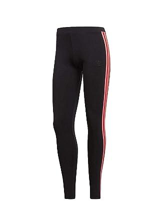 ab4f49997d8 adidas CLRDO Leggings Mesh Leggings Black-Pink M: Amazon.co.uk: Clothing