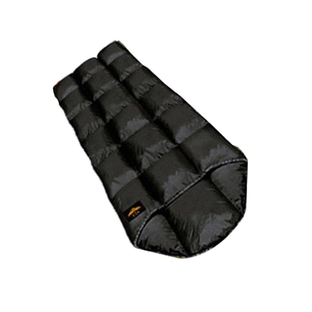 Tiger Storm USA Eagle Duck Down 3 Seasons Sleeping Bag & Free Gift (Air Pillow) (Black)