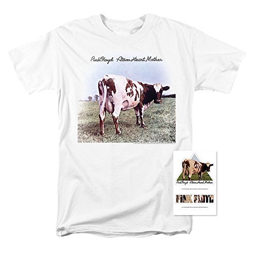 Pink Floyd Atom Heart Mother Album Rock Band T Shirt (Small)