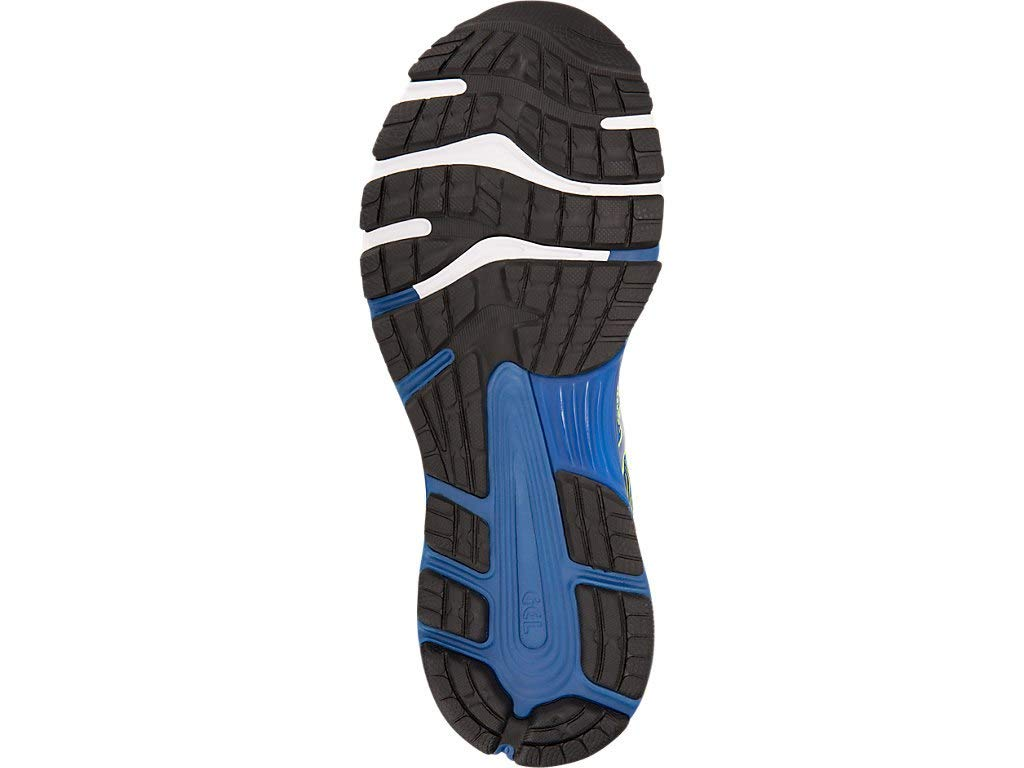 ASICS Men's Gel-Nimbus 21 Running Shoes, 6.5M, Illusion Blue/Black by ASICS (Image #4)
