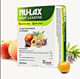 Nulax Fruit Laxative Block 500g Made From Pure Dried Fruits Made in Australia (50 ADULT DOSES)