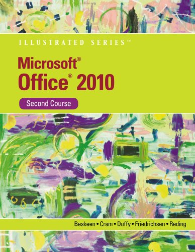 Download Microsoft Office 2010 Illustrated, Second Course (SAM 2010 Compatible Products) Pdf