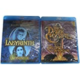 The Dark Crystal (1982) / Labyrinth (1986) Collector's Edition (Double Feature) (Bilingual) [Blu-ray]