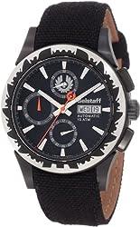 Belstaff Men's BLF2007-AA Adventure Automatic Black Dial Watch