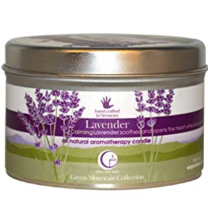 Way Out Wax, All Natural Aromatherapy Candle, Lavender, 6.7 oz (190 g)