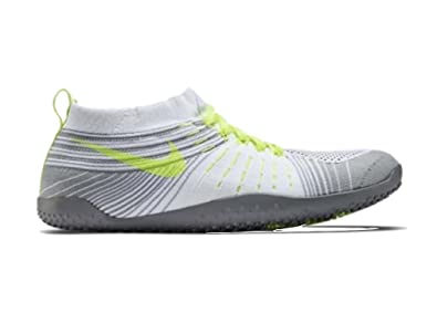 ae61c827705d ... netherlands nike mens free hyperfeel trail running shoes 10.5 white volt  wolf grey b1102 a4fcb