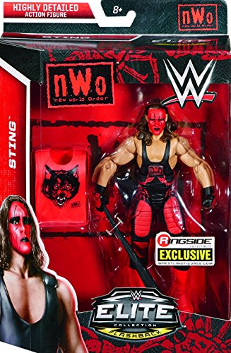 WWE Elite Collection Sting Figure ()