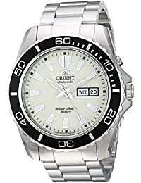 Men's Automatic Stainless Steel Diving Watch, Color:Silver-Toned (Model: FEM75005R9)
