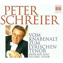 Peter Schreier: from Boy Alt