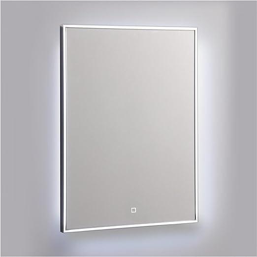 Badspiegel Mit Led Beleuchtung Touch Sensor 60 X 80 Cm Spiegel Mit