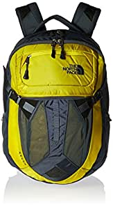 9e918c69df971 Amazon.com  The North Face Recon Backpack - Acid Yellow   Turbulence ...