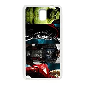 The Avengers Fashion Comstom Plastic case cover For Samsung Galaxy Note3