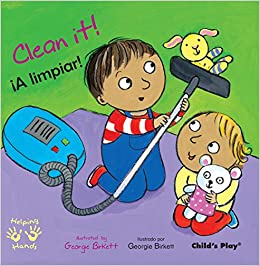Image result for cook it fix it bilingual books