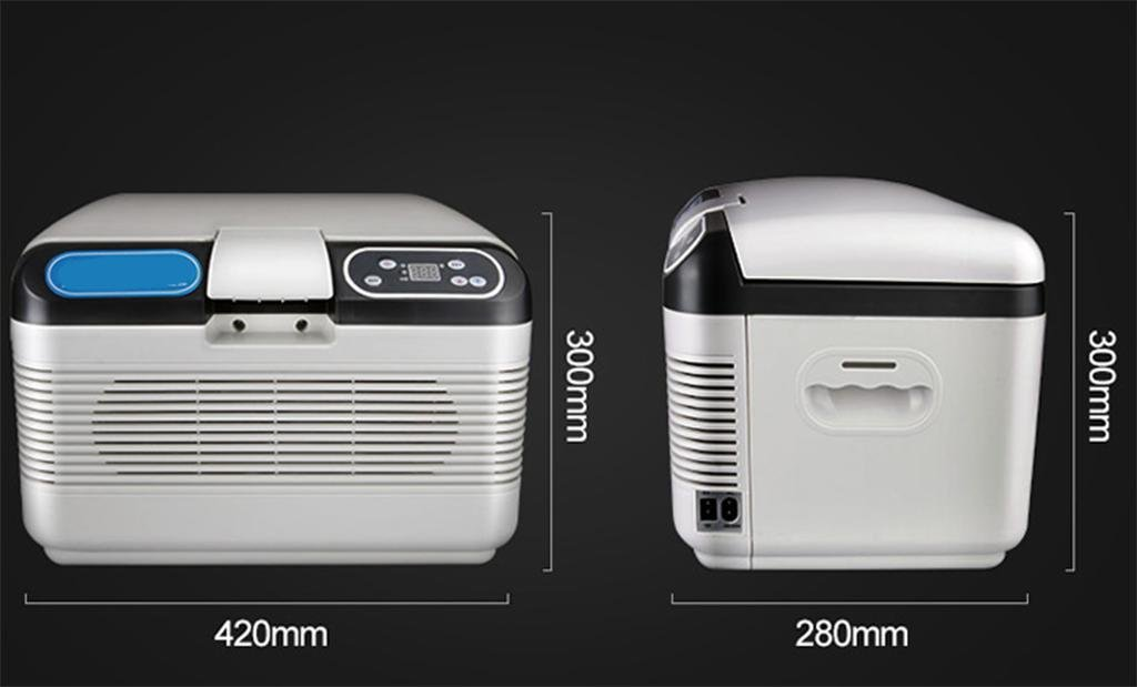 Mini Kühlschrank Für Insulin : Lonve dual core auto kühlschrank v vkühlung temperierte