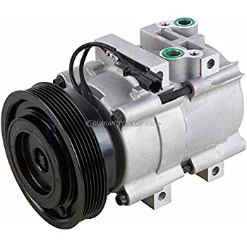 NEW OEM AC COMPRESSOR w// CLUTCH for 11-14 SONATA 11 OPTIMA 2.4L 97701-3R000