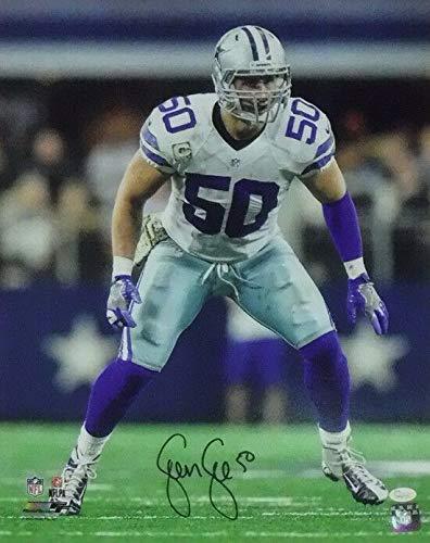 - Sean Lee Autographed Dallas Cowboys 16x20 Photo JSA