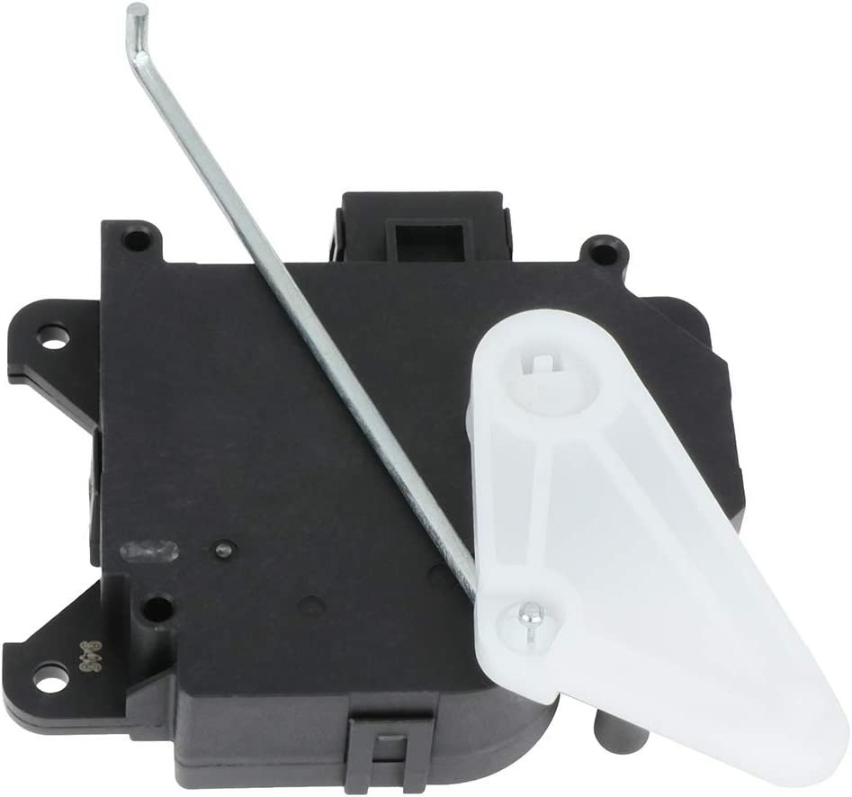 LUJUNTEC Temperature Blend Door Actuator HVAC fit for Acura MDX 2002-2006 Honda Odyssey 1999-2004 Honda Pilot 2003-2008 604-946 79160S0XA01