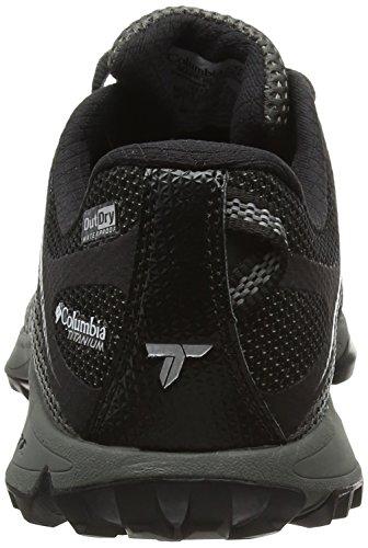 Chaussures Outdry 010 Outdoor Homme Multisport Columbia Noir Conspiracy Titanium qEwSTAt