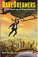 Daredreamers: A Start-up of Superheroes Paperback