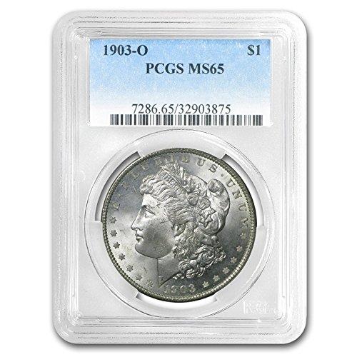 1903 O Morgan Dollar MS-65 PCGS $1 MS-65 PCGS
