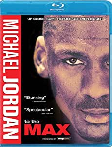 Michael Jordan to the Max [Blu-ray]