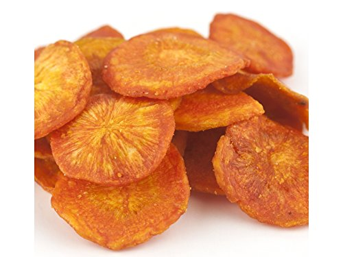 Carrot Chips 3.3 lbs. [Pack of 6] by Bulk-Varies