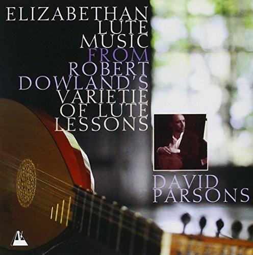 UPC 723724320529, Elizabethan Lute Music