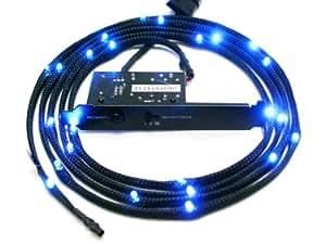 NZXT CB-LED20-BU Universal Kit de luces para torre de ordenador parte carcasa de ordenador - Componente (2000 mm)