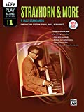 img - for Alfred Jazz Play-Along -- Strayhorn & More, Vol 1: Rhythm Section (Piano, Bass, Drum Set), Book & MP3 CD (Alfred Jazz Play-Along Series) book / textbook / text book