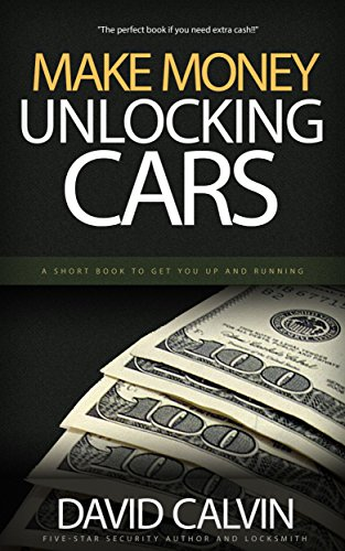 [FREE] Making Money Unlocking Cars: A Short Book To Get You Up and Running PPT