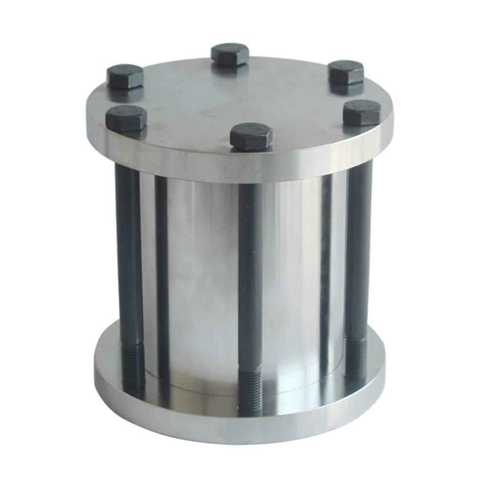 BAOSHISHAN 1000ml Hydrothermal Synthesis Autoclave Reactor 3Mpa 220C 304 Stainless Steel with PTFE Lining (1000ml) by BAOSHISHAN (Image #1)