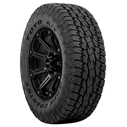 Open Country Tires >> Toyo Open Country A T Ii Radial Tire 255 65r16 109h