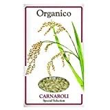 Organico Organic Carnaroli (Risotto) Rice 500g (Pack of 2)