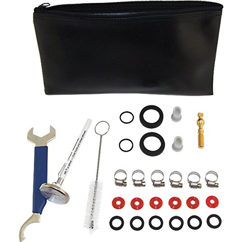 Draft Beer System Repair Kit w/ Storage Pouch (Kegerator Repair Kit compare prices)