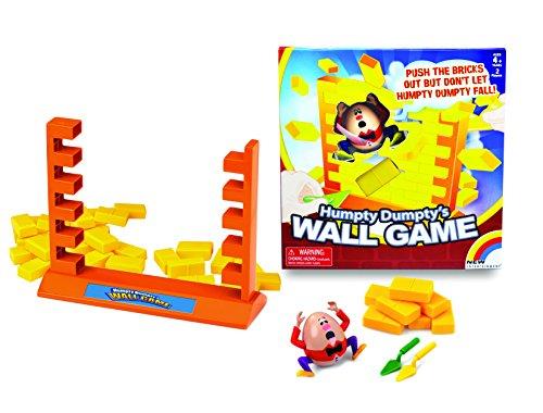 Humpty Dumpty Rhymes (Humpty Dumpty's Wall Game)