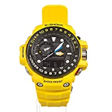 G-Shock GWN-1000H-9A Gulfmaster Summer Color Theme Stylish Watch - Yellow / One Size