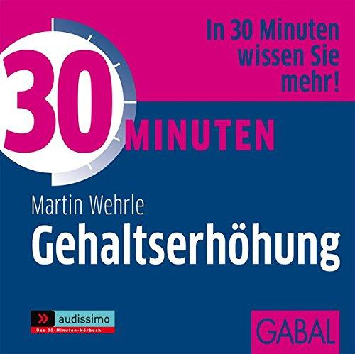 30 Minuten Gehaltserhöhung  Audissimo